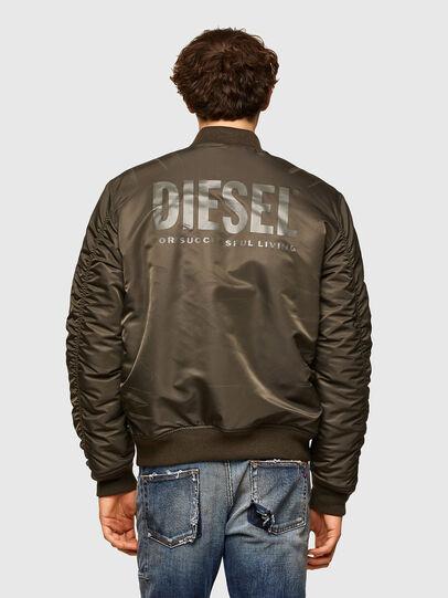Diesel - J-ROSS-REV, Marrone - Giacche - Image 2