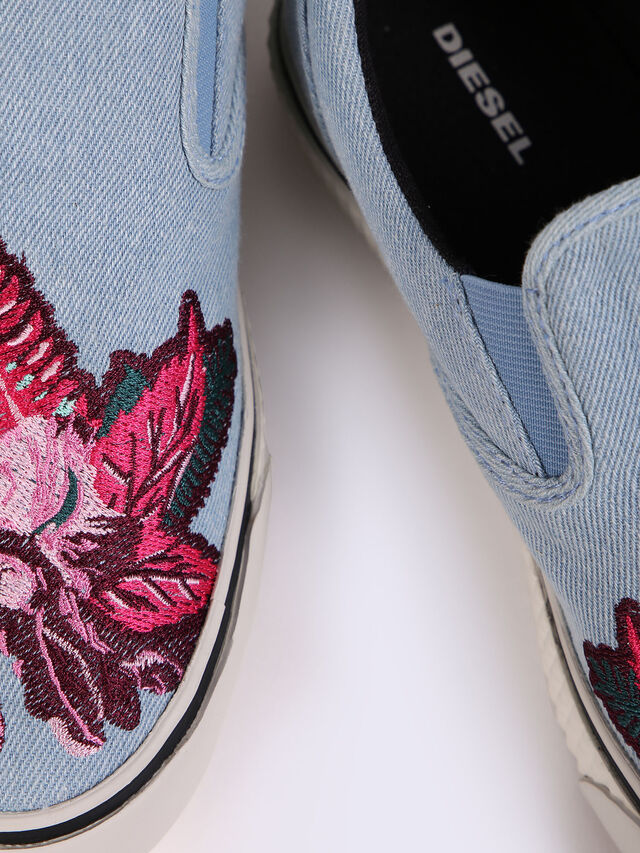 S-LAIKA SLIP ON W, Blu Jeans