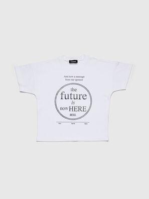 TARTIB-R, Bianco - T-shirts e Tops