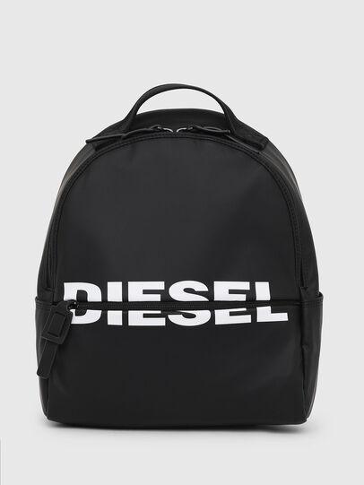 Diesel - F-BOLD BACK FL, Nero Brillante - Zaini - Image 1