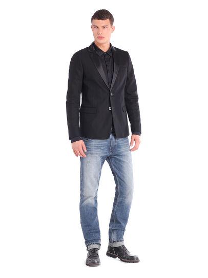 Diesel - Krayver 0833S, Blu Jeans - Jeans - Image 5