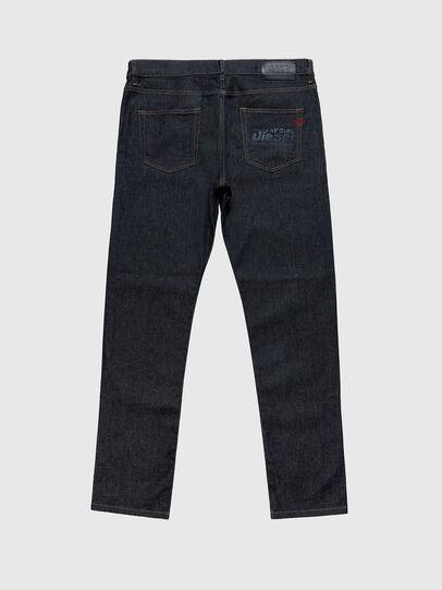 Diesel - US-D-STRUKT, Blu Scuro - Jeans - Image 2