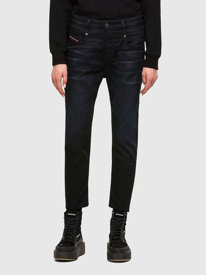 Diesel - Fayza 084AY, Blu Scuro - Jeans - Image 1