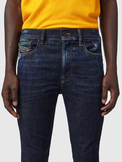 Diesel - D-Amny 09A84, Blu Scuro - Jeans - Image 3