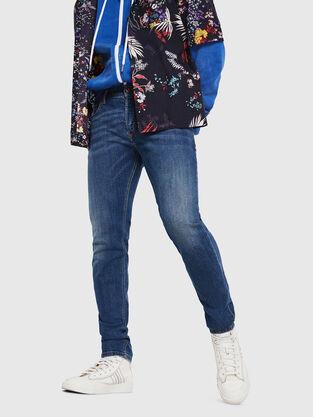 Sleenker 069AJ, Blu medio - Jeans