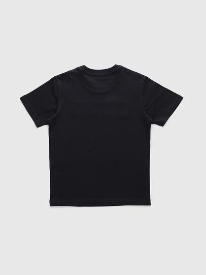 Diesel - TJUSTDIVISION, Nero - T-shirts e Tops - Image 2