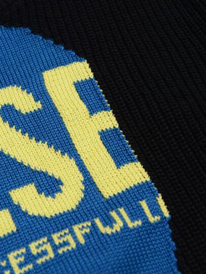 Diesel - KHALF, Blu/Nero - Maglieria - Image 3