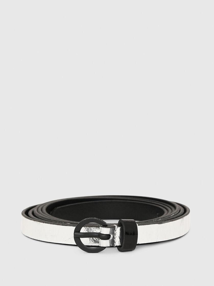 un'altra possibilità diventa nuovo Stati Uniti sporchi online B-EVER Donna: Cintura metallica a doppio giro | Diesel