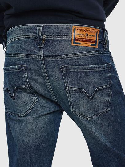 Diesel - Larkee CN025, Blu medio - Jeans - Image 4