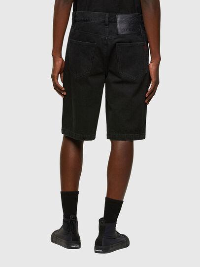Diesel - D-MACS-SHORT, Nero - Shorts - Image 2