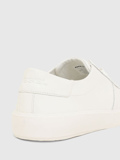 Diesel - S-MYDORI LC, Bianco - Sneakers - Image 4