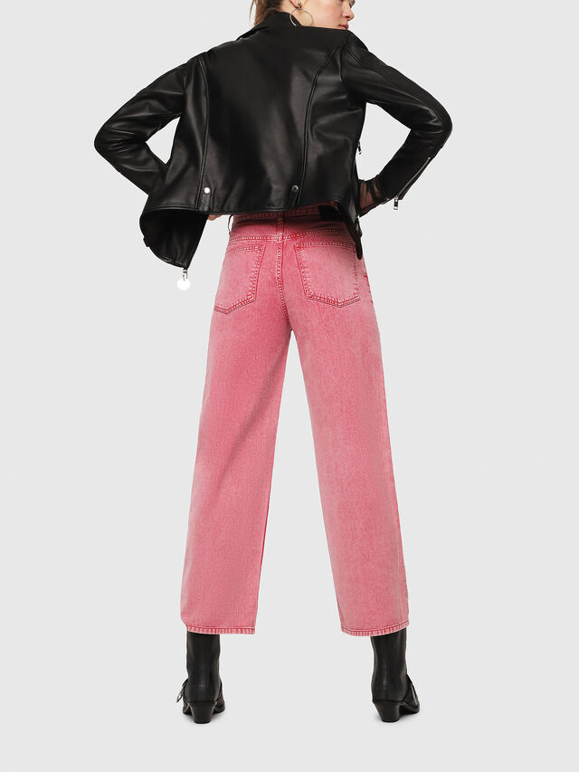 Diesel - Widee 069EB, Rosso - Jeans - Image 2