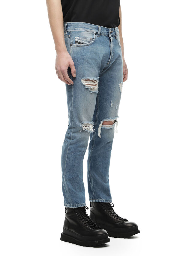 Diesel - TYPE-2813FS, Blu Jeans - Jeans - Image 3