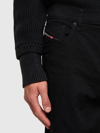 Diesel - D-Fining 0688H, Nero/Grigio scuro - Jeans - Image 4