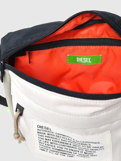 Diesel - LOKI, Bianco/Arancione - Borse a tracolla - Image 4