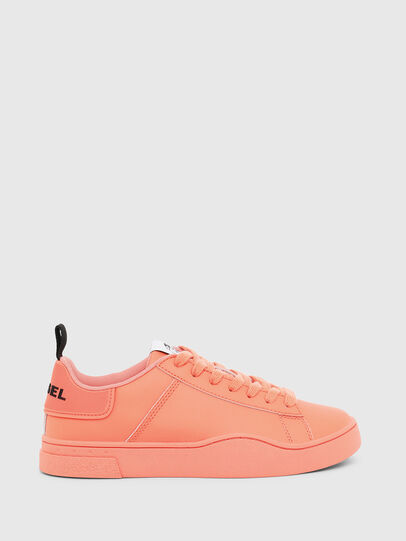 Diesel - S-CLEVER LOW LACE W, Rosa - Sneakers - Image 1