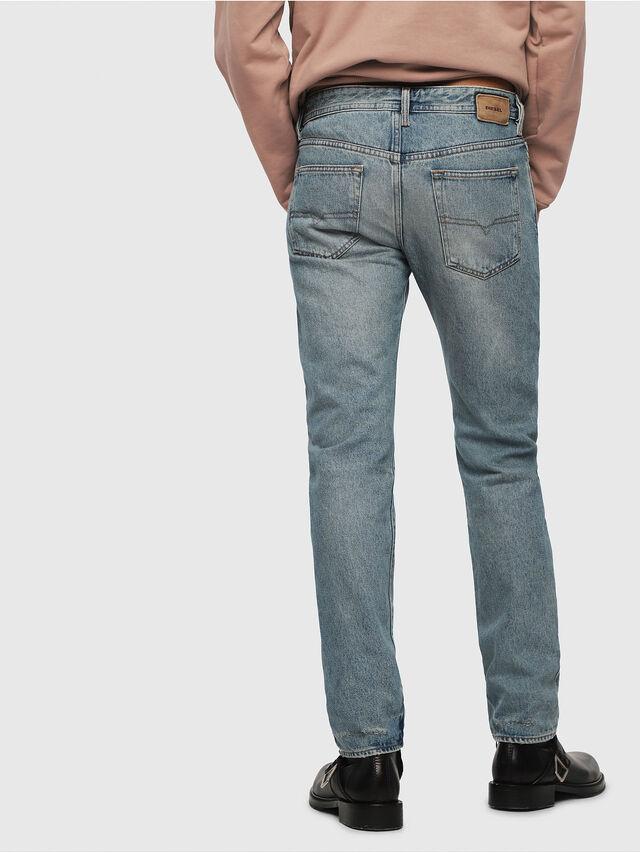 Diesel - Buster 0076I, Blu Chiaro - Jeans - Image 2