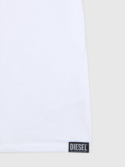 Diesel - UMTEE-MICHAEL3PACK, Bianco - Tops - Image 5