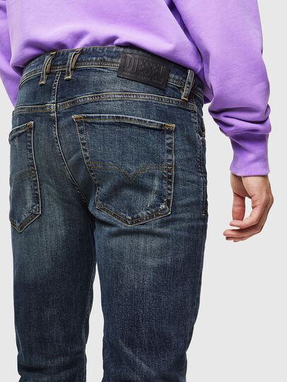 Diesel - Sleenker 069GC, Blu Scuro - Jeans - Image 5