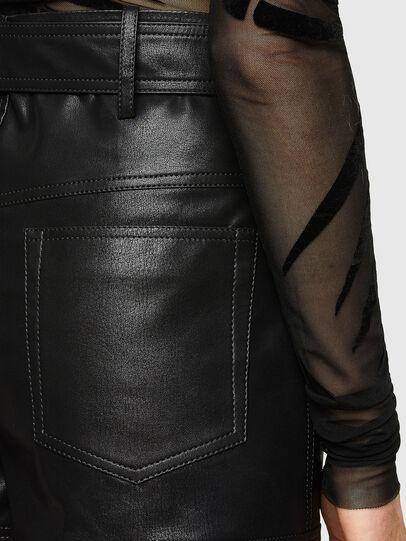 Diesel - S-BONNIE, Nero - Shorts - Image 4