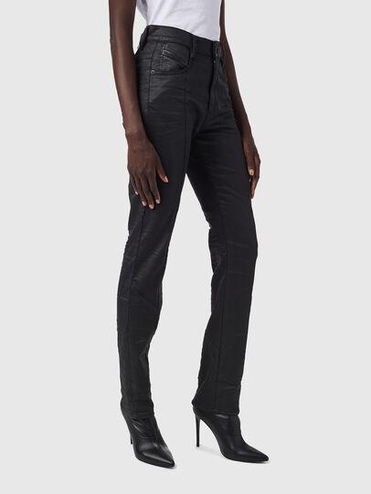 Diesel - D-Arcy JoggJeans® 069YI, Nero/Grigio scuro - Jeans - Image 6