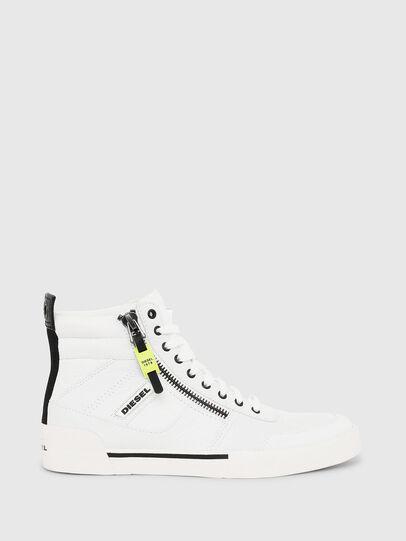 Diesel - S-DVELOWS, Bianco - Sneakers - Image 1