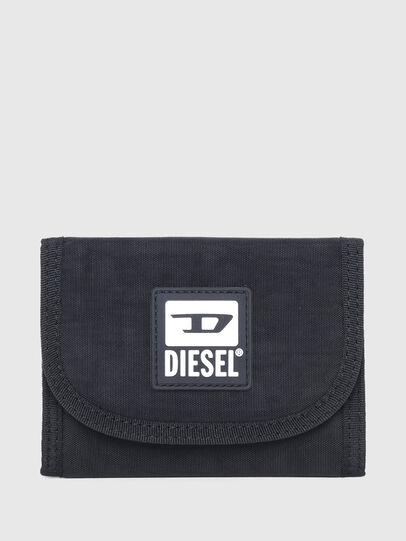 Diesel - YOSHINO LOOP III, Nero - Portafogli Piccoli - Image 1