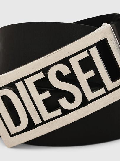 Diesel - B-OGO, Nero - Cinture - Image 2