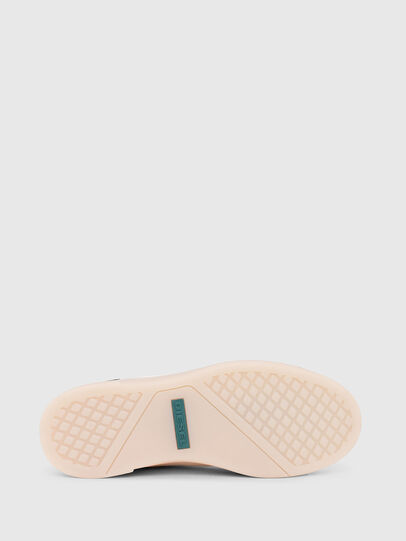 Diesel - S-CLEVER LOW LACE W, Bianco/Verde - Sneakers - Image 5
