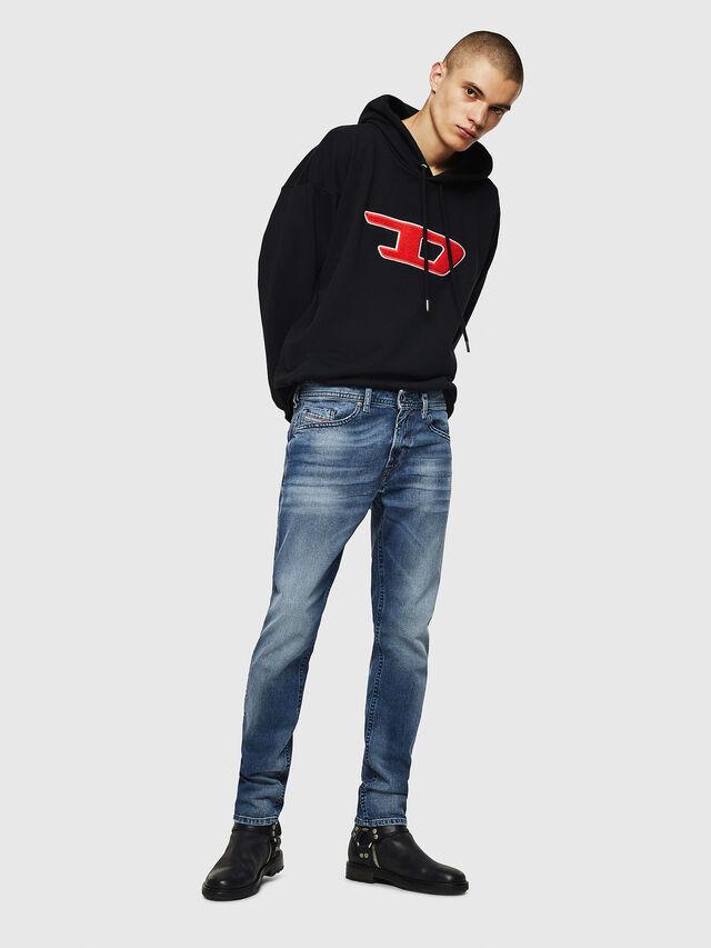 Diesel - Thommer 0853P, Blu medio - Jeans - Image 6