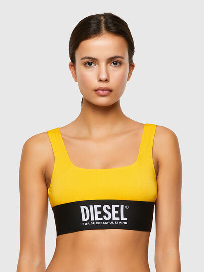 Diesel - UFSB-LOUISA-NEW, Giallo - Reggiseni - Image 1