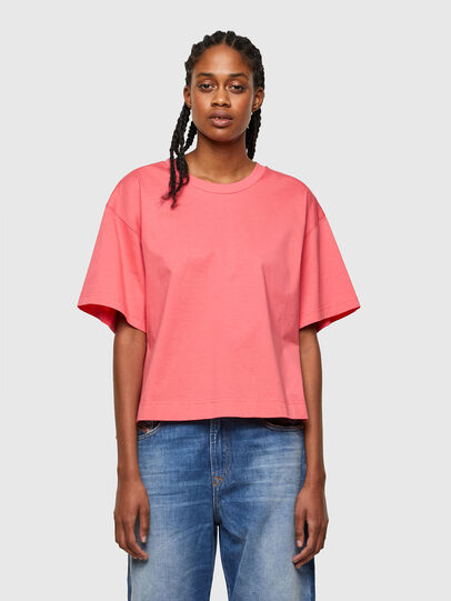 Diesel - T-BOWLY-A1, Rosa - Tops - Image 1