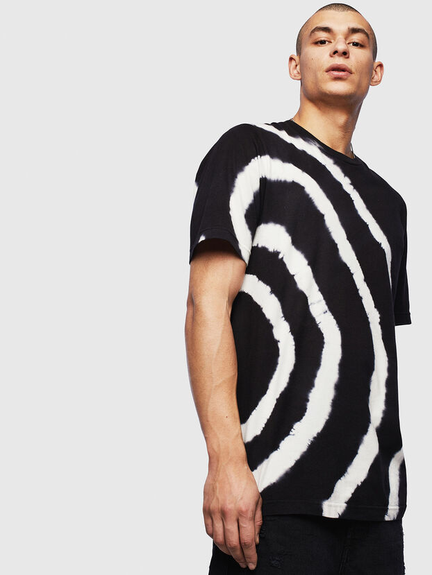 T-JUST-T16, Nero/Bianco - T-Shirts