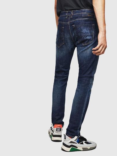Diesel - Tepphar 087AT, Blu Scuro - Jeans - Image 5