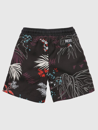 Diesel - PNOTERY, Nero - Shorts - Image 2