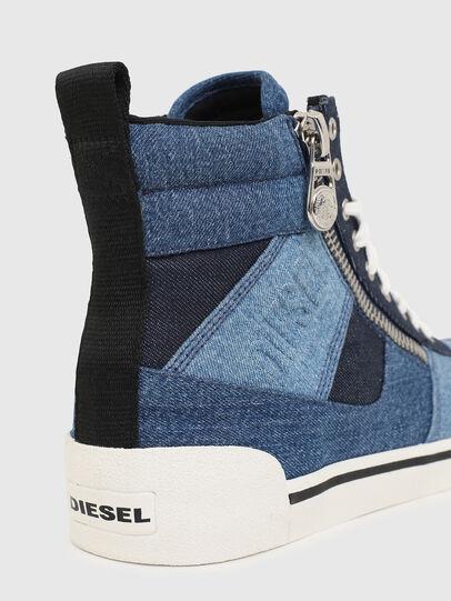 Diesel - S-DVELOWS MID CUT, Blu - Sneakers - Image 5