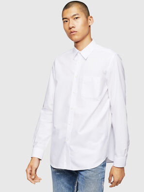 S-MOI-R-B1, Bianco - Camicie