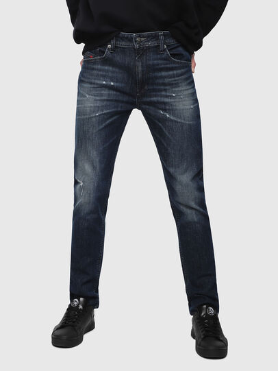 Diesel - Thommer C87AN, Blu Scuro - Jeans - Image 1