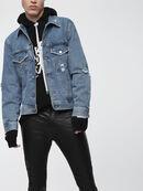 D-ROBYN, Blu Jeans - Giacche in denim