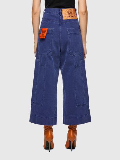 Diesel - D-Luite 0EEAX, Blu medio - Jeans - Image 2