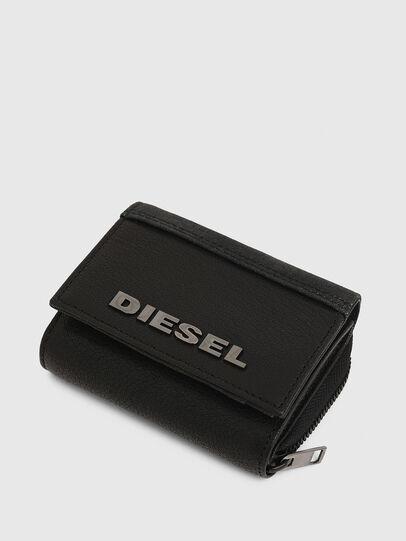 Diesel - SPEJAP, Nero - Portafogli Piccoli - Image 5