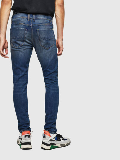 Diesel - Tepphar 087AW, Blu Scuro - Jeans - Image 2