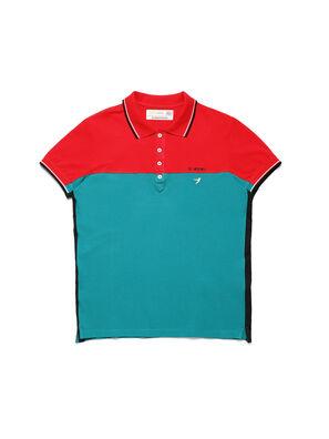 D-IHATEPOLOS, Verde/Rosso - Polo