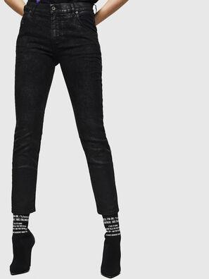 Krailey JoggJeans 084AG, Nero/Grigio scuro - Jeans