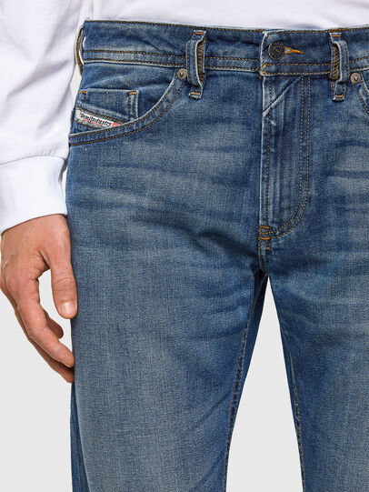 Diesel - Thommer 009EI, Blu medio - Jeans - Image 3