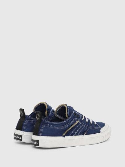 Diesel - S-ASTICO LOW LACE, Blu - Sneakers - Image 3