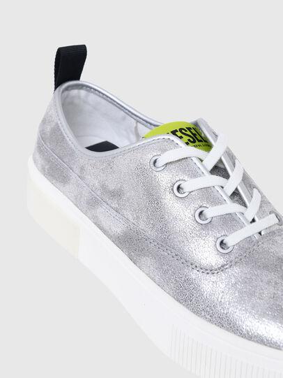 Diesel - S-VANEELA LC, Argento - Sneakers - Image 4