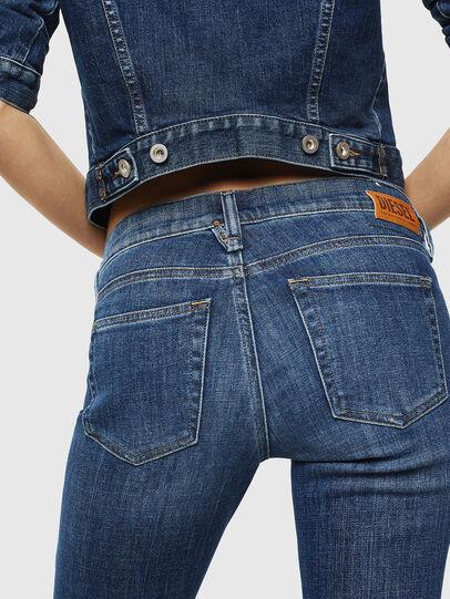 Diesel - D-Ebbey 086AM, Blu medio - Jeans - Image 3