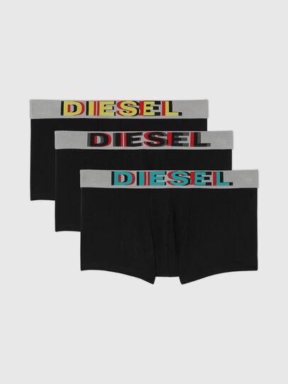 Diesel - UMBX-SHAWNTHREEPACK, Nero - Boxer - Image 1