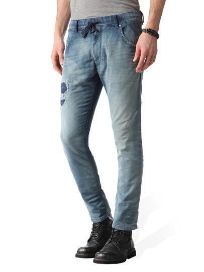 Diesel - Krooley JoggJeans 0672F,  - Jeans - Image 3